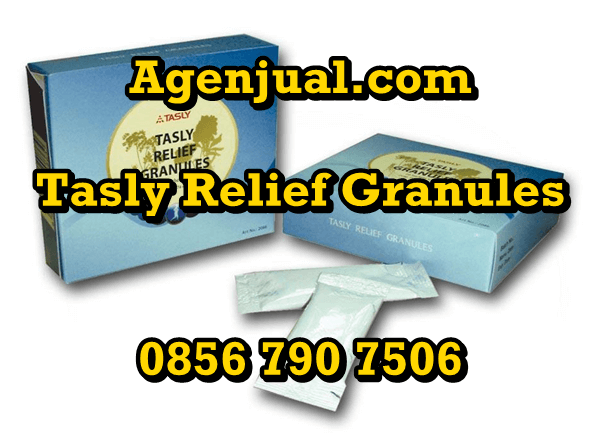 Agen Jual Tasly Relief Granules Sukabumi