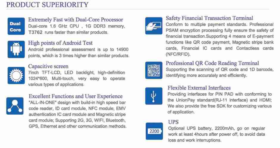 EDC7 feature