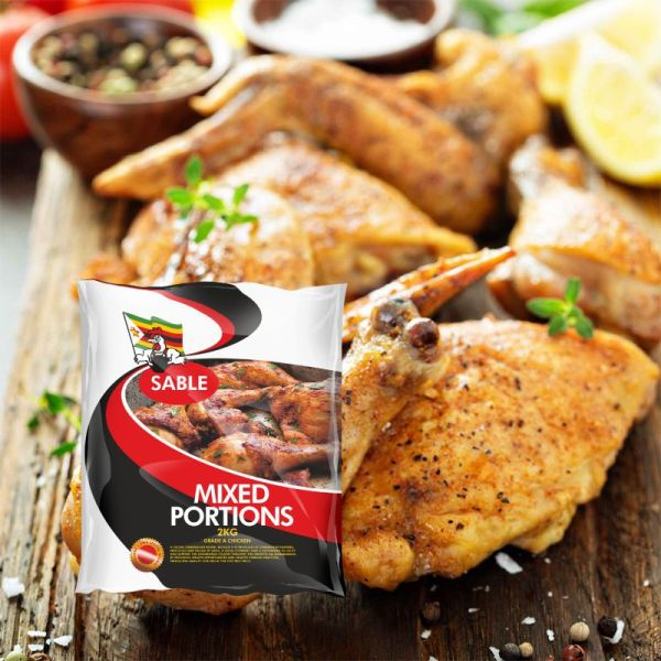 Mixed Portions   2kg