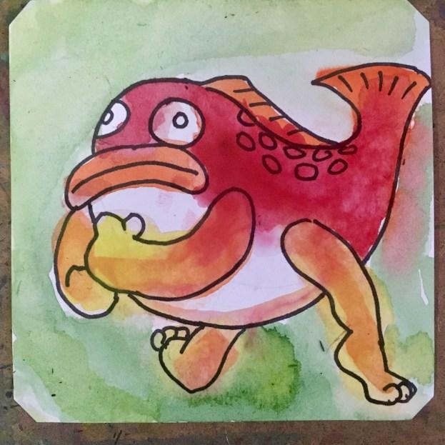 LordBBH Puyo Puyo Fishie