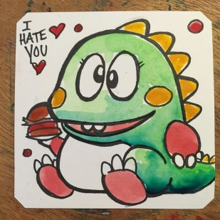 Puzzle Bobble hates you