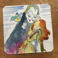 I'm going to suck your blood!! Count Dracula @Macaw45