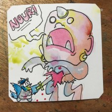 Killer of trolls in Crystal of Kings @Macaw45