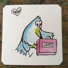 5 minutes to just play with the case menu on Lego Loco @Macaw45