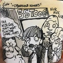 Three Stooges @LordBBH