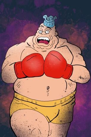 Punch Out NES - Zallard1