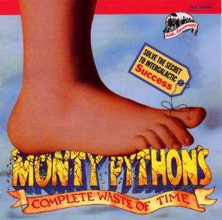 Dank Zine Monty Python Terry Jones