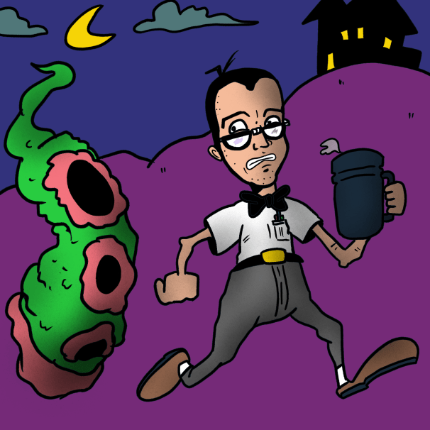 Maniac Mansion RetrogradeTom