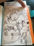 Hobonichi sketches