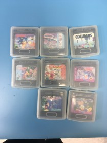 I owned most of these games in my original collection