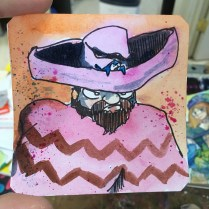 Howdy Howdy Howdy Sunset Riders @Macaw45