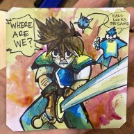 Where are we the game. Brave Prove @Macaw45