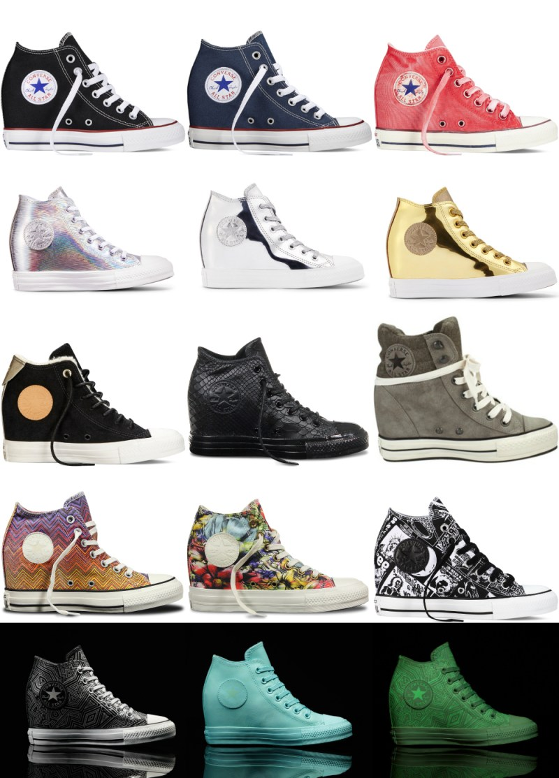 Chuck Taylor All Star Lux Wedge