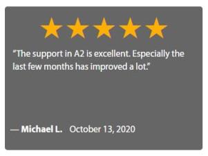 A2HostingTestimonial5 300x225 - A2 Web Hosting Review