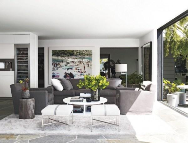 Фото гостиных в частных домах – Интерьер гостиной в ...