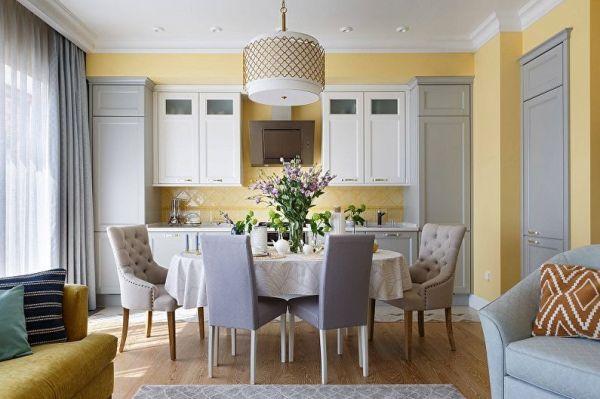 Дизайн комнаты сиреневый – какие тона обоев и штор выбрать ...