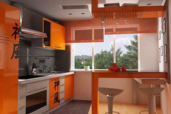 Дизайн кухни в японском стиле фото – Кухня в японском ...