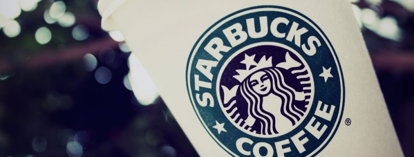Starbucks Business Cards