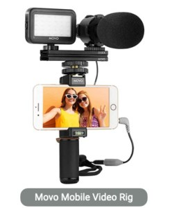 Movo Video Rig
