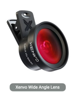 Xenvo Wide Angle Lens