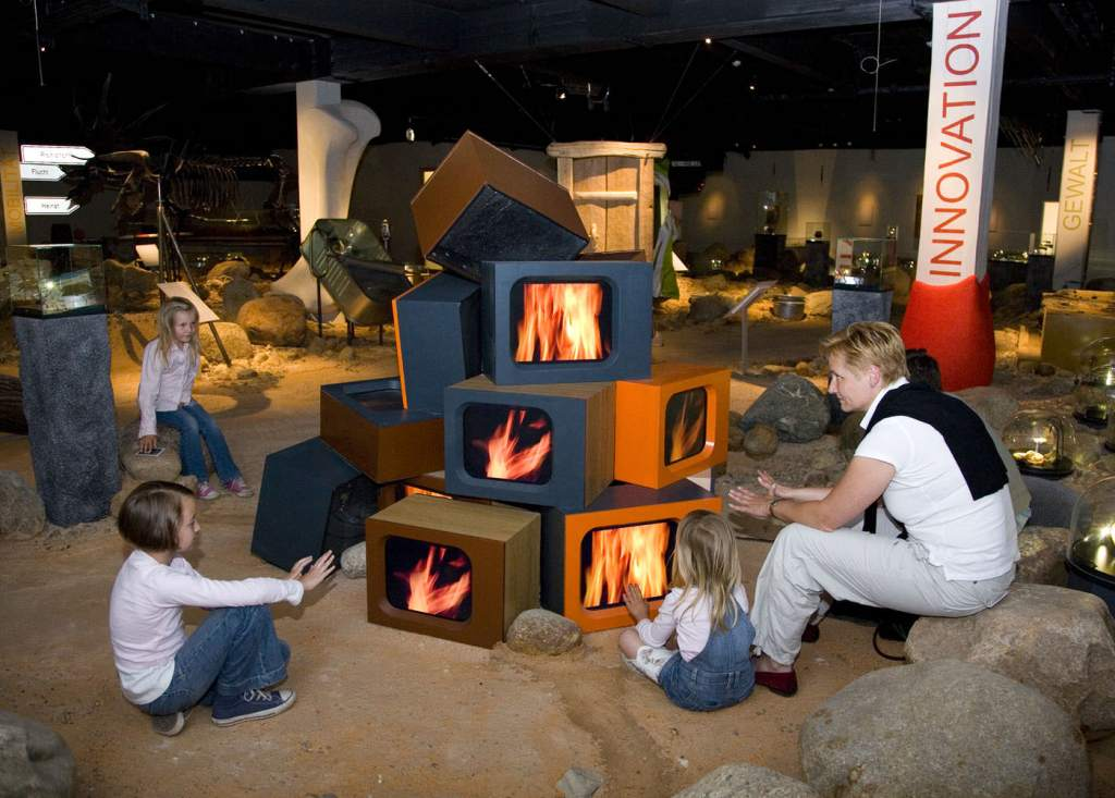 Ravensburger Museum Erlebniswelt im Helms Museum Hamnburg