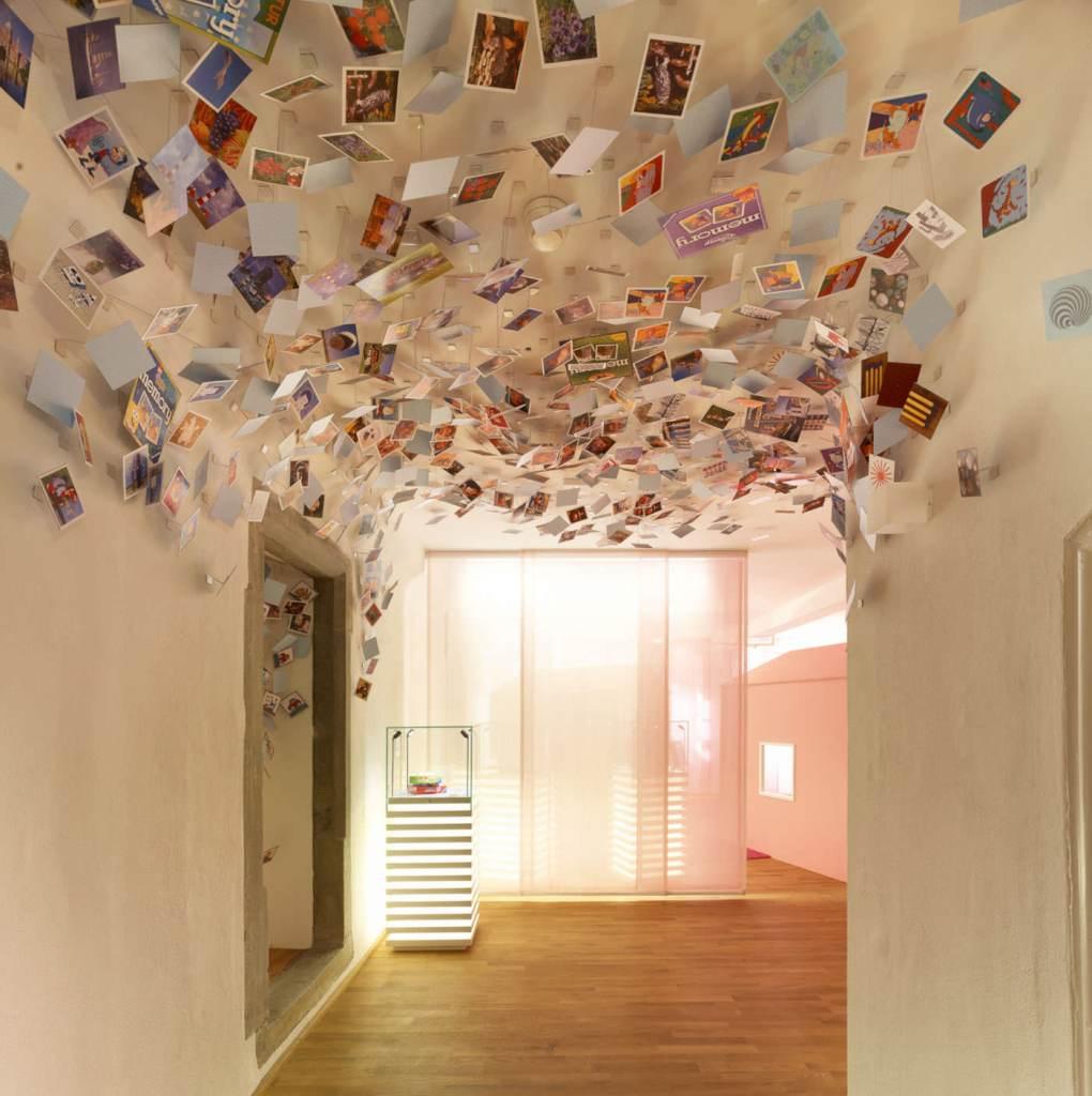 Erlebniswelten, Museenerlebniswelten, Museum Ravensburger, memory, memory-Wolke, Agentur Ravensburger