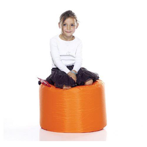Ravensburger, Spielelement, Fatboy, Sitzsack, stabil, bunt, orange, Sitzmöglichkeit