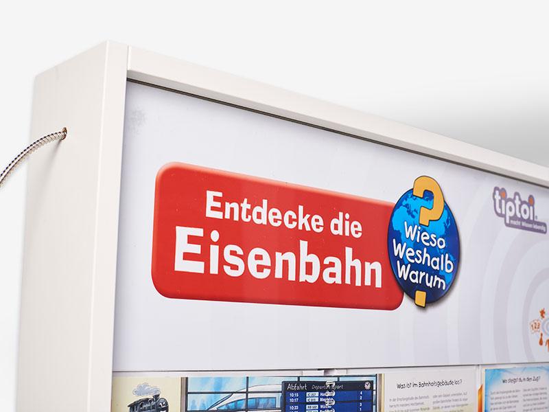 Ravensburger Spielelement - Tiptoi - Entdecke die Eisenbahn