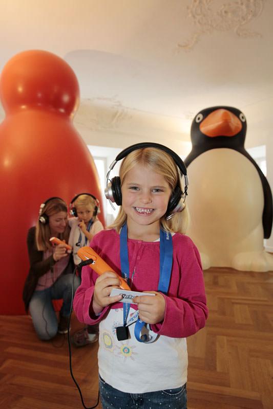 tiptoi-Rallye - Kindererlebniswelten - Museenerlebniswelten - tiptoi-Stift - Agentur Ravensburger