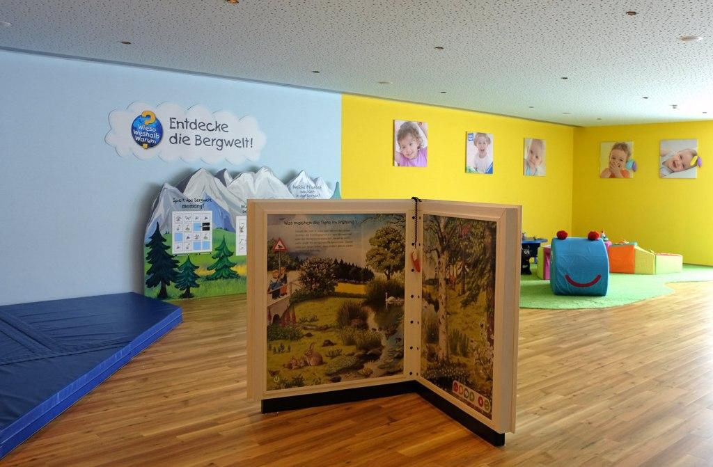 tiptoi® Riesenbuch. Ravensburger Spielewelt Kühtai