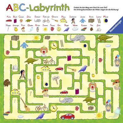 ABC Labyrinth - 400x400