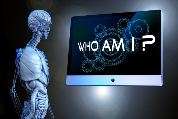 wer bin ich