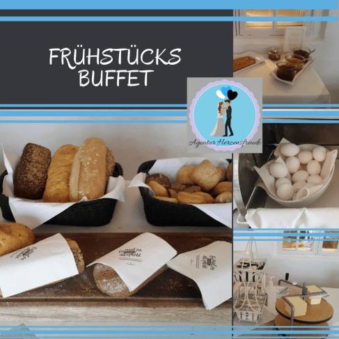 Frühstücksbuffet heiraten in dänemark