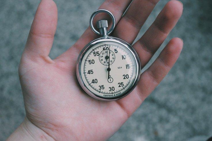 Zeitkontrolle