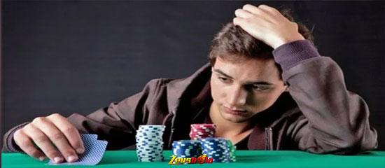 Beberapa Faktor Kekalahan Poker online Diluar Dugaan