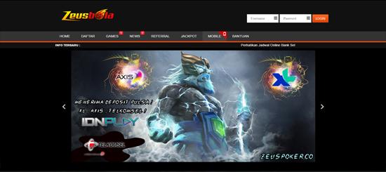 Situs Judi Poker Menggunakan Pulsa Telkomsel & Xl