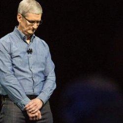 酷新闻:苹果CEO库克 谈奥兰多夜店枪案哽咽流泪