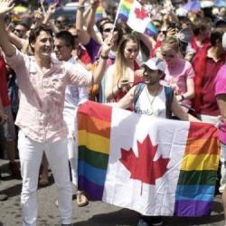 酷新聞:加拿大總理 參加同志遊行 創當地歷史
