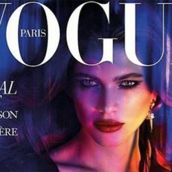 酷影像:跨性別名模 首登Vogue法國版封面