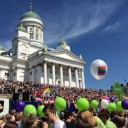 酷新闻:芬兰反同人士 发起重新表决婚姻平权 结果大打脸