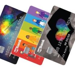 酷新聞:美國銀行推彩虹信用卡  網友「好美!好想要!」