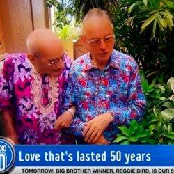 酷新闻:澳洲同志情侣走过五十年 盼不到婚姻平权