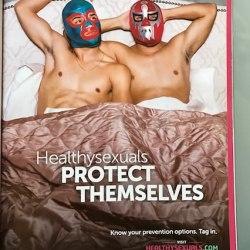 酷新闻:PrEP预防投药新广告 享受性爱无惧爱滋威胁