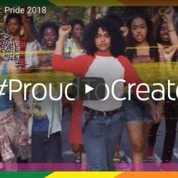 酷影音:每年必看 Youtube今年鼓勵你「驕傲創造」!