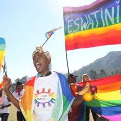 酷新闻:非洲保守君主专制小国  诞生第一个同志游行