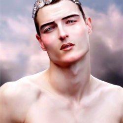 酷艺术:新古典浪漫风格 穿越时空的男体艺术
