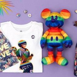 酷新聞:迪士尼推出彩虹商品 挺性平教育組織