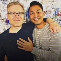 酷新聞:知名男同演員 求婚成功 粉絲獻上祝福
