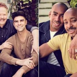 酷新闻:知名杂志《综艺》以8对知名LGBT伴侣专题