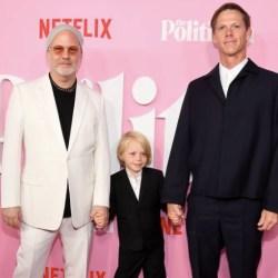 酷新闻:好莱坞天王制作人与丈夫 迎来新儿子